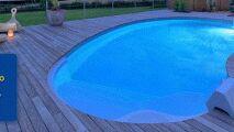Une piscine Waterair dans le traîneau !