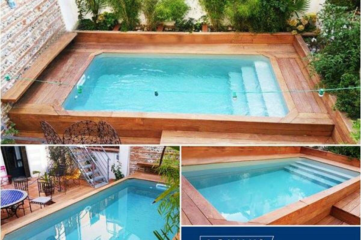 Prix Piscine Aquilus Mini Water une piscine en centre-ville, c'est possible avec aquilus