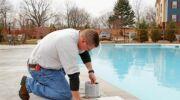 Une réparation de piscine en toute confiance