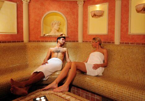 """Une séance de hammam au spa Pur Attitude à Ottrott<span class=""""normal italic petit"""">DR</span>"""