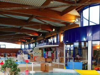 Une séance de jardin aquatique à la piscine de la Grande Garenne à Saint Marcel