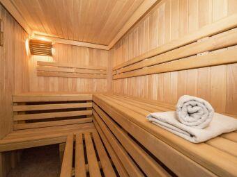 Une séance de sauna pour brûler les graisses