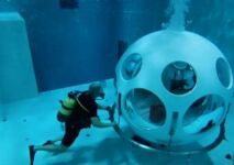 Le premier restaurant sous-marin au monde !