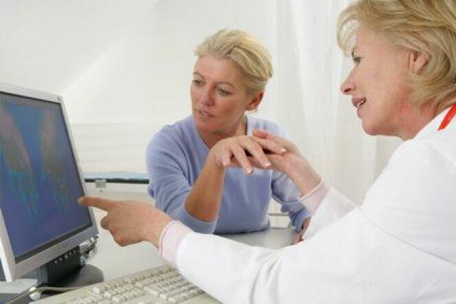 Une visite médicale pour organiser son séjour en thalassothérapie.