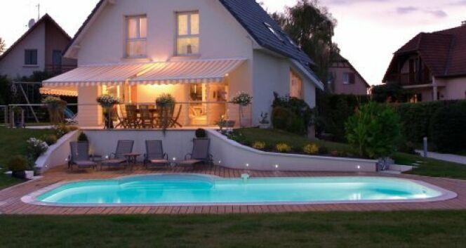"Une piscine adaptée à mes besoins<span class=""normal italic petit"">© Waterair</span>"