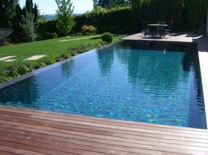 Une piscine pour me baigner pendant des années