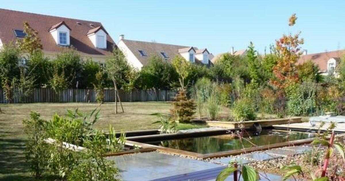 Bassins de baignade biologiques et cologiques for Piscine jardin de la republique