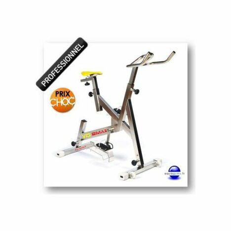 "Vélo piscine VO 2Max Evolution Pro par Aquagyms<span class=""normal italic petit"">© Aquagyms</span>"