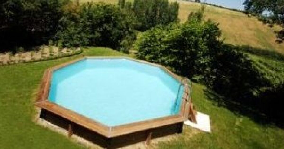 piscine en kit occasion