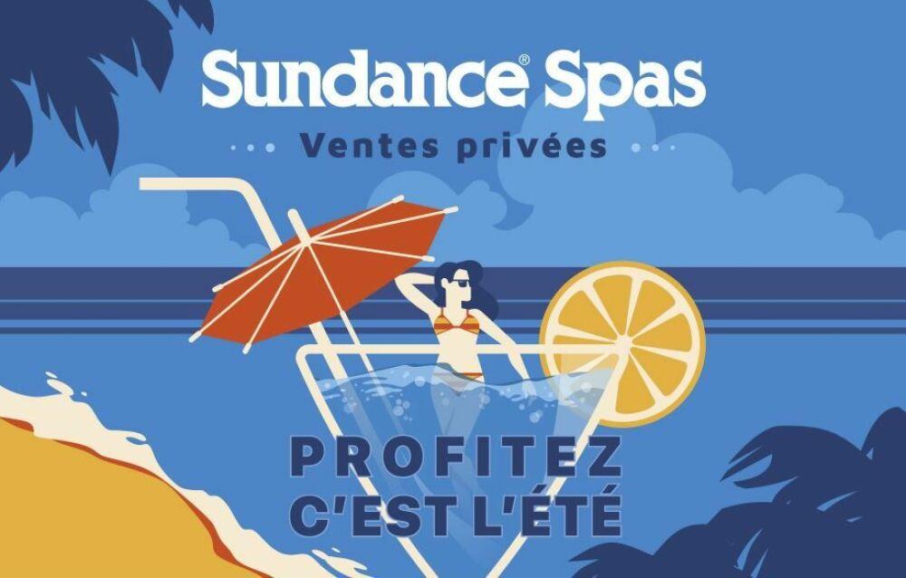 Ventes privées Sundance Spas© Sundance Spas