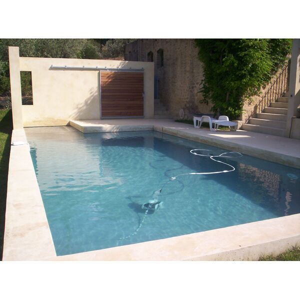 Ventoux piscine saavedra manuel saint romain en for Construction piscine 81