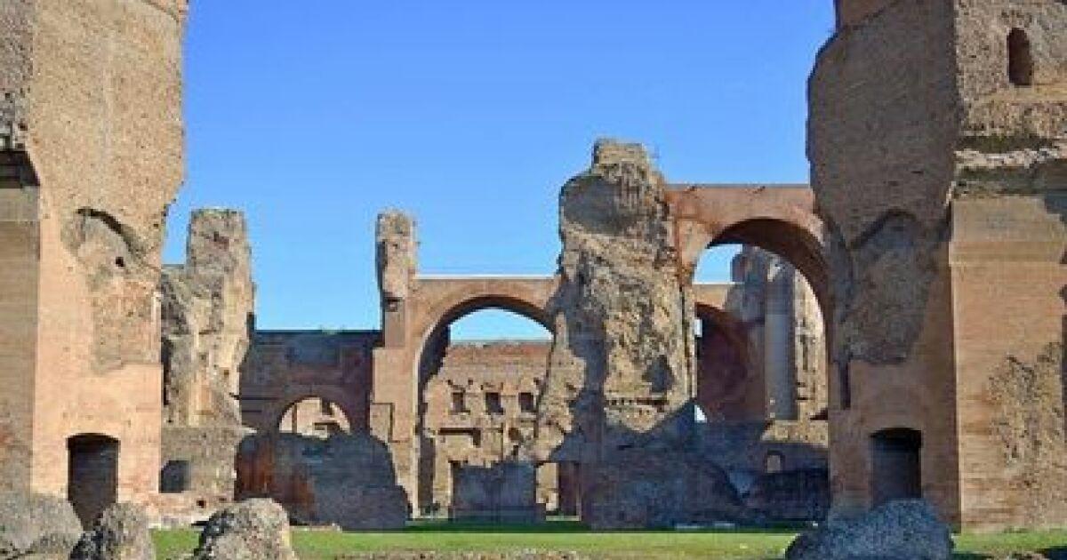 dossier tout savoir sur les bains romains et les thermes dans l 39 antiquit. Black Bedroom Furniture Sets. Home Design Ideas