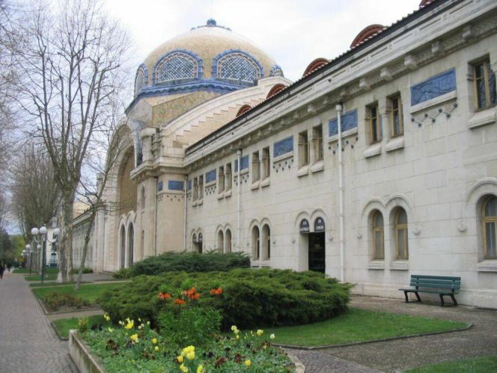 Vichy candidate au Patrimoine Mondial de l'UNESCO© via Wikimedia Commons