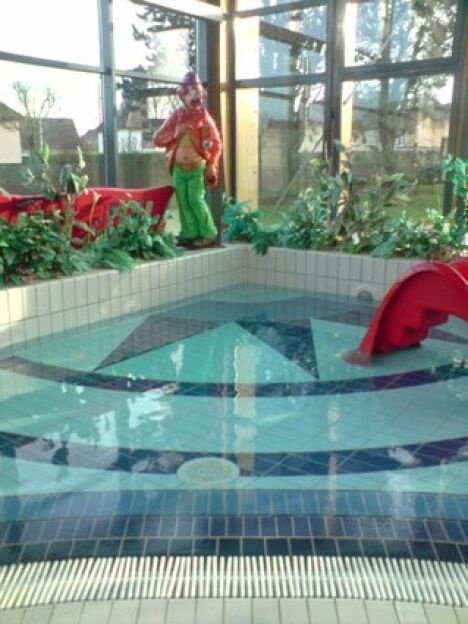 "La pataugeoire de la piscine de Formerie<span class=""normal italic petit"">DR</span>"