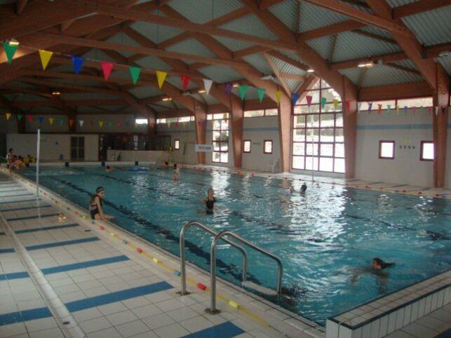 La piscine de Langogne, idéale pour faire quelques longueurs