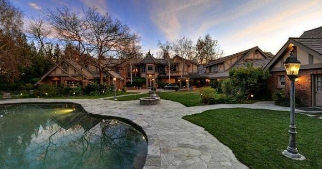 Villa de Britney Spears