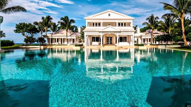 Villa de Céline Dion
