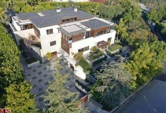 Villa de Matt Damon
