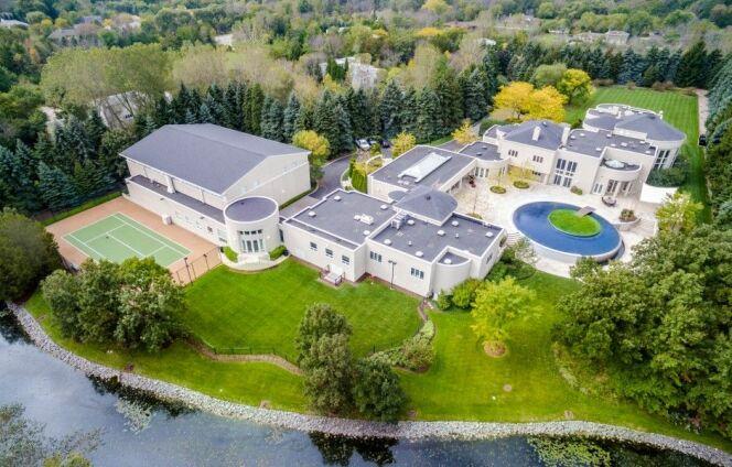 Villa de Michael Jordan