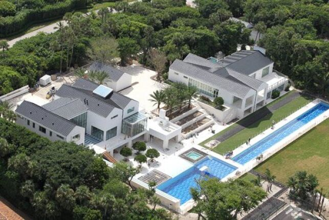 Villa de Tiger Woods