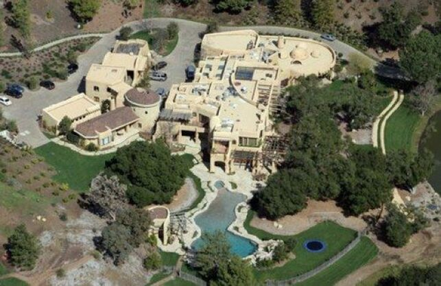 Villa de Will Smith