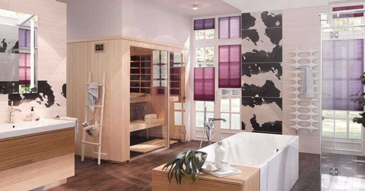 Visage vita par helo sauna ne pas avoir choisir entre un sauna traditionn - Sauna traditionnel ou infrarouge ...