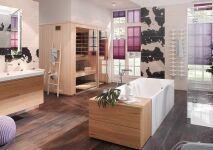 Visage Vita par Helo Sauna : ne pas avoir à choisir entre un sauna traditionnel ou infrarouge