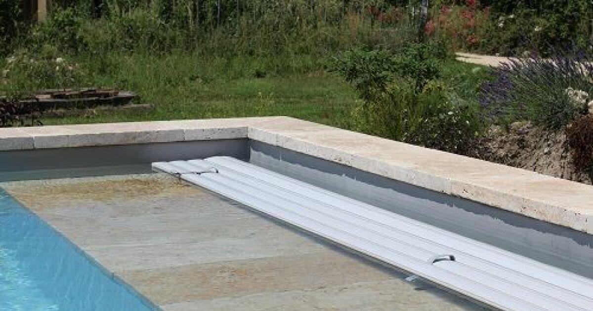 Couvertures aqualife par maytronics for Remplacement liner par resine piscine