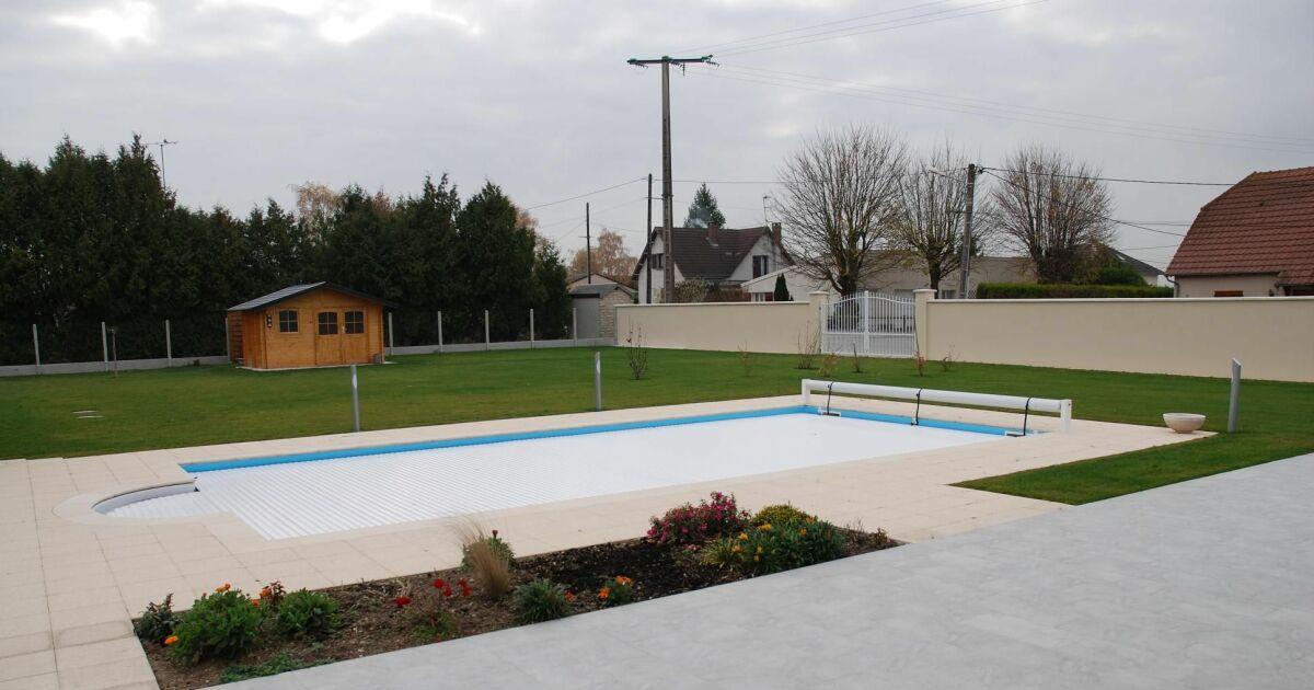 Volet hors sol euro piscine services for Euro piscine
