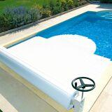 Volet de piscine MANU par Abriblue
