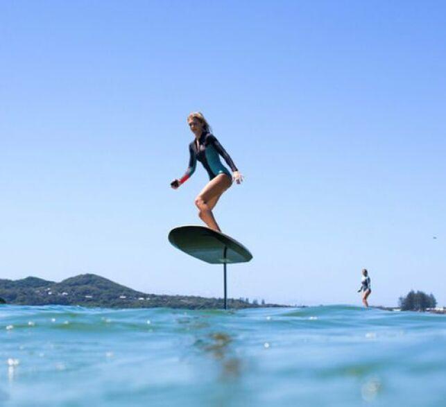 Volez au-dessus de l'eau avec e-Takuma