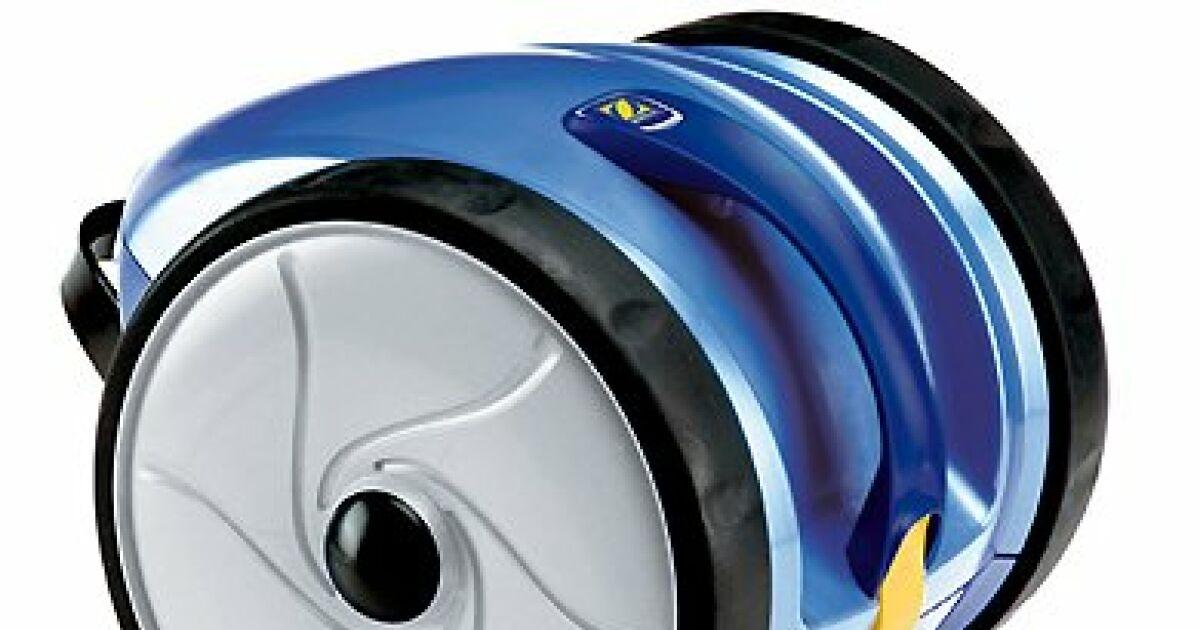 vortex 1 robot nettoyeur de piscines zodiac. Black Bedroom Furniture Sets. Home Design Ideas