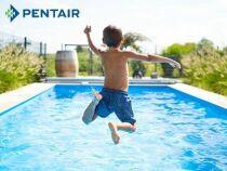 Une piscine vertueuse avec Pentair !