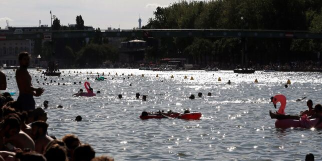 La baignade sera possible dès l'Été 2017.