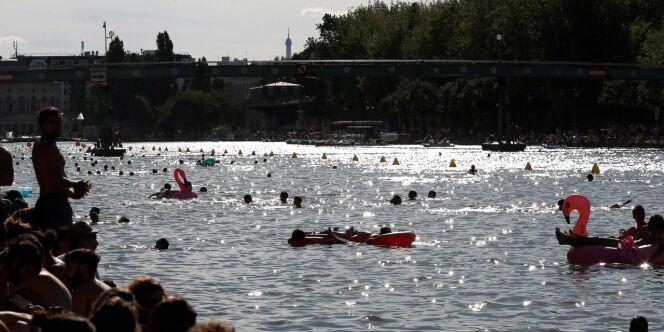 """La baignade sera possible dès l'Été 2017.<span class=""""normal italic petit"""">DR</span>"""