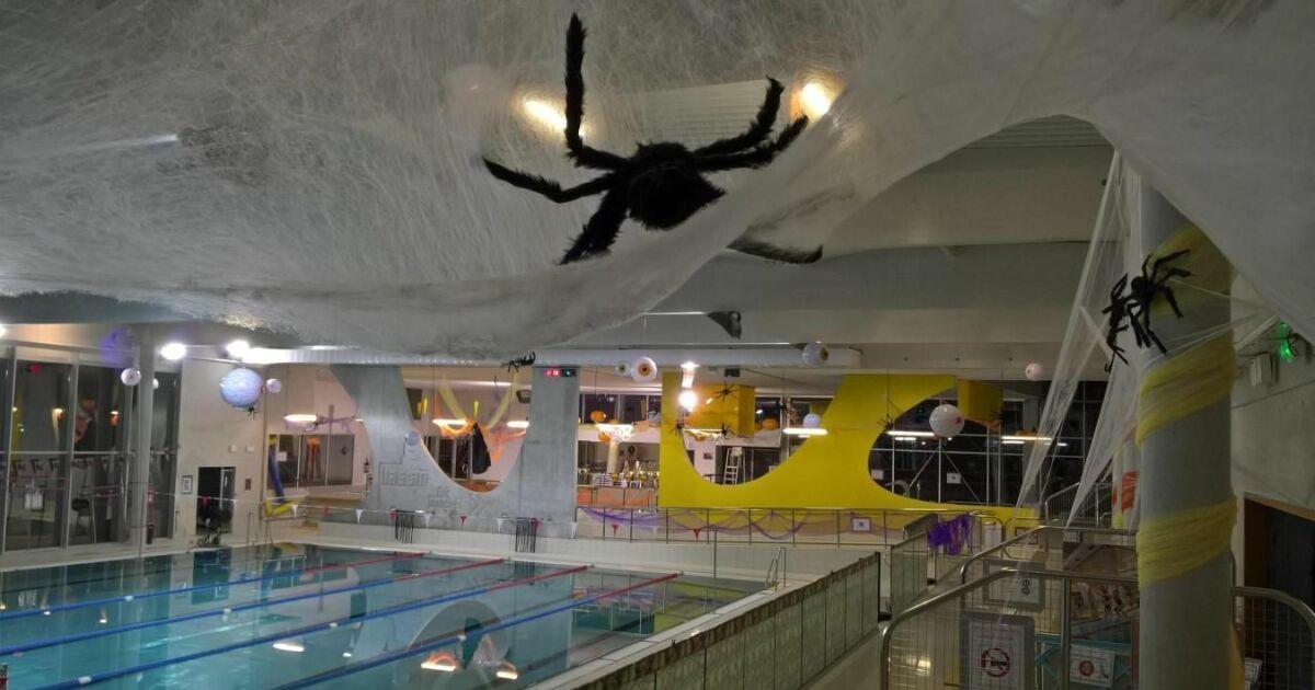 Halloween party la piscine des weppes for Piscine des weppes