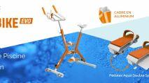 Nouveauté Waterflex : l'aquabike Lanabike Evo