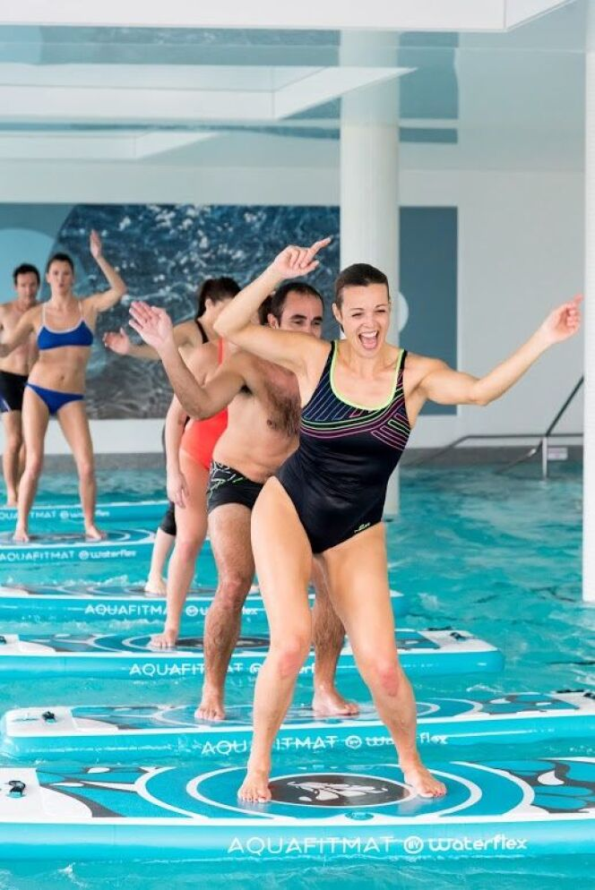 Waterflex lance l'Aqua-Vitality Day