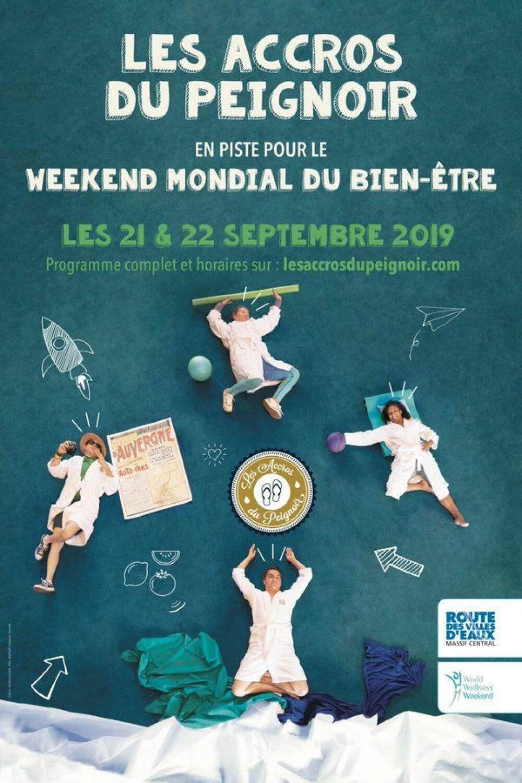Weekend Mondial du Bien-être les 22 et 23 septembre© World Wellness Weekend