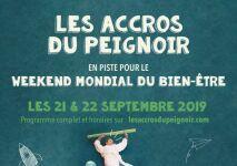 Weekend Mondial du Bien-être les 22 et 23 septembre
