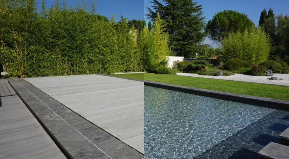 Wi-Pool : zoom sur les fonds mobiles pour piscine IVY© Wi-Pool