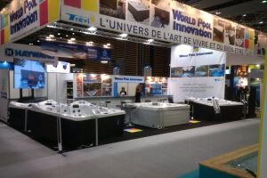 World Pool Innovation à Nozay