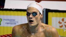 Yannick Agnel conteste sa 3ème place sur 200m