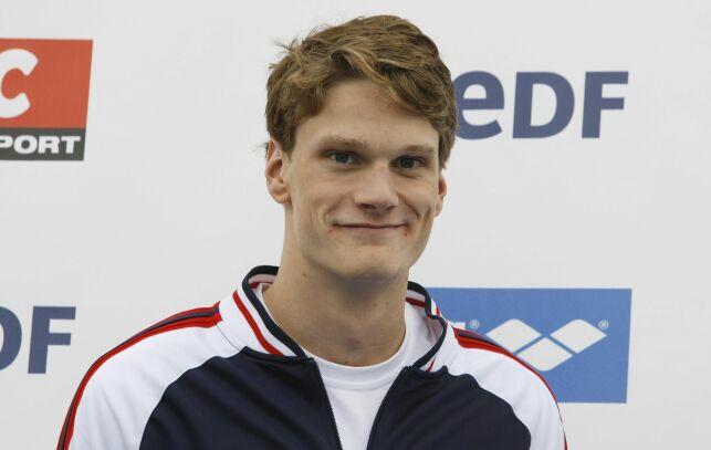 Yannick Agnel domine le 200 mètres nage libre !