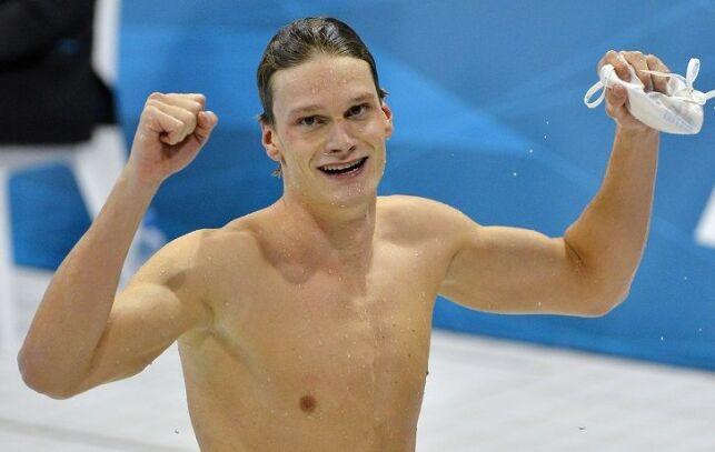 Yannick Agnel replonge dans les bassins !