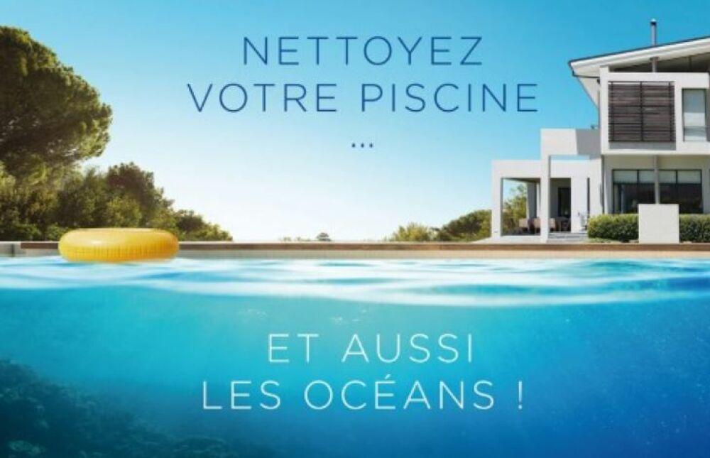 Zodiac prolonge son opération « nettoyez votre piscine... et les océans »© Zodiac