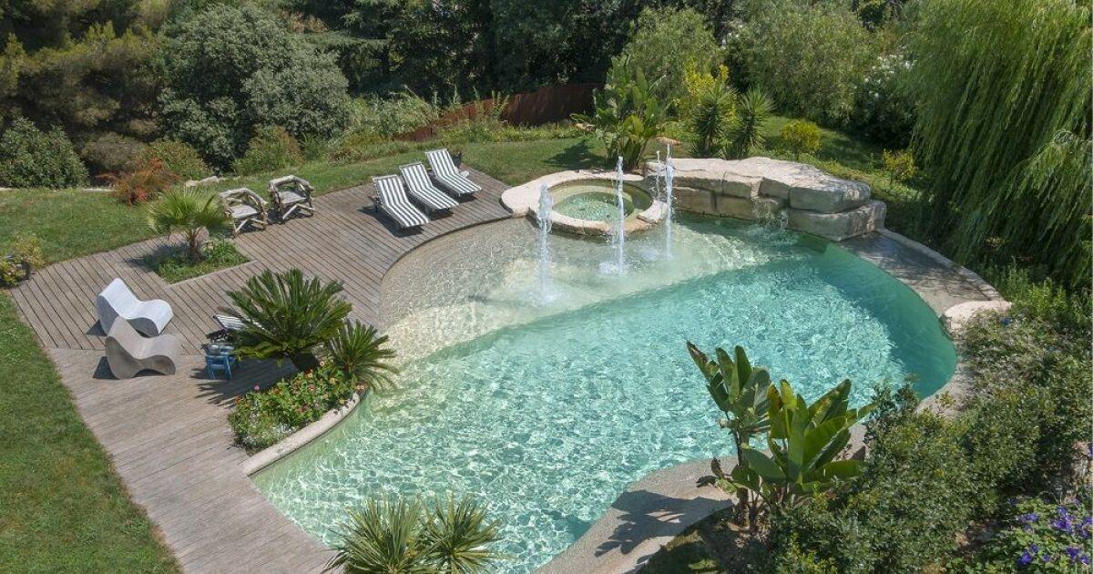 zoom sur la gamme de piscines nature par diffazur piscines. Black Bedroom Furniture Sets. Home Design Ideas
