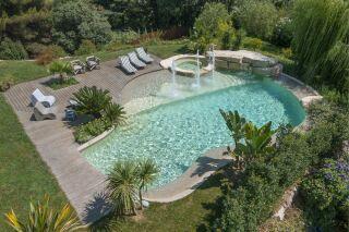 Zoom sur la gamme de piscines nature, par Diffazur Piscines