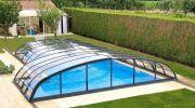 Zoom sur les abris de piscine Abrinoval