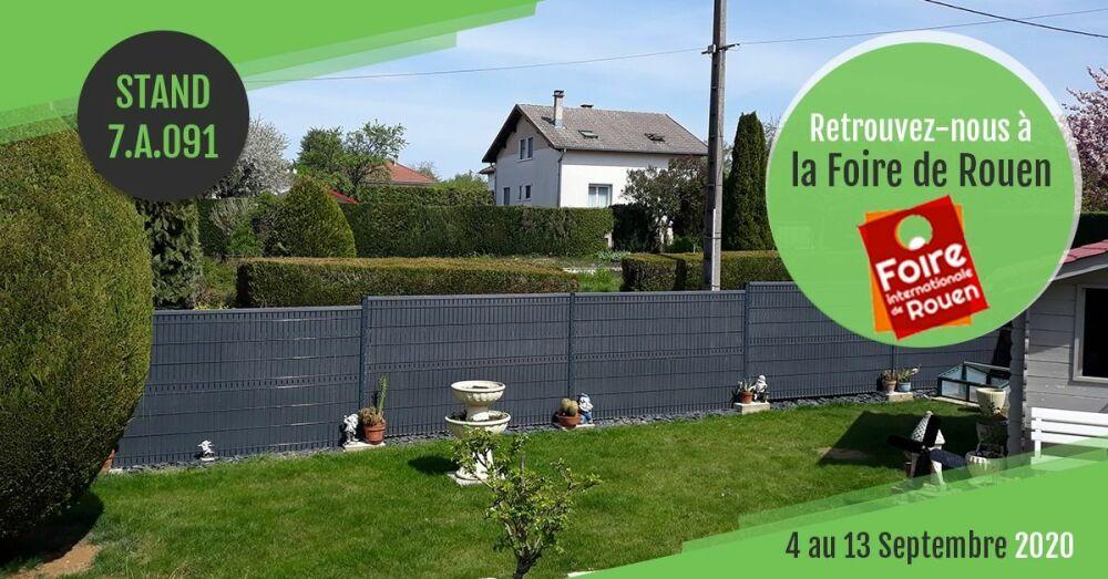 Zoom sur les clôtures Districlos© Districlos